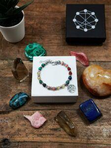 Bracelet chemin de vie et numérologie
